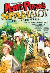 Spamalot 2018
